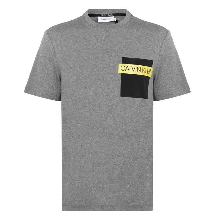 Nylon Pocket T Shirt