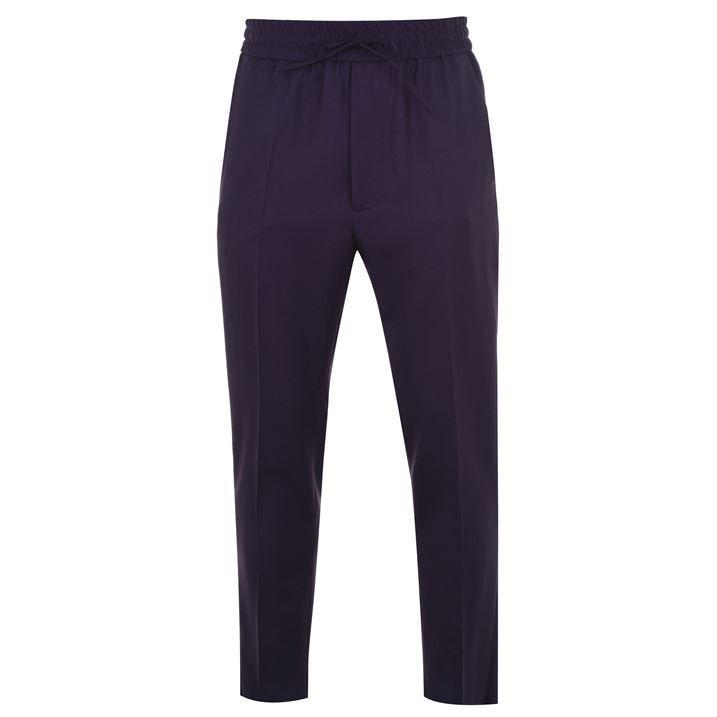 Crop Bonded Pants