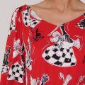 Chess Print Dress