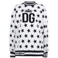 All Over Star Sweatshirt