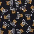 All Over Teddy Print T Shirt