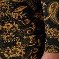 Baroque Mini Dress