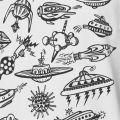 Moschino Aliens Tee Sn11