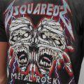 Metal Rock T Shirt