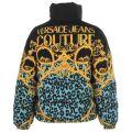 Reversible Leo Chain Padded Jacket