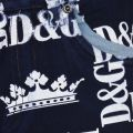 All Over Crown Jeans