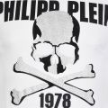 Skull Rhinestone T Shirt