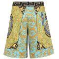 Le Pop Classique Print Shorts